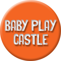 Baby play castle